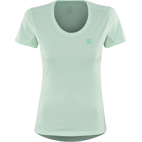 Salomon Agile Running T-shirt Women turquoise